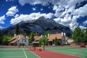 photography magazine extra Banff Rocky Mountain Resort