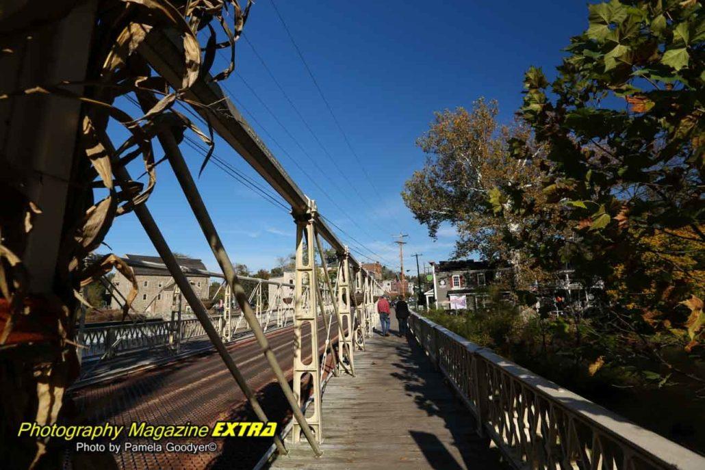 Clinton Mill Bridge