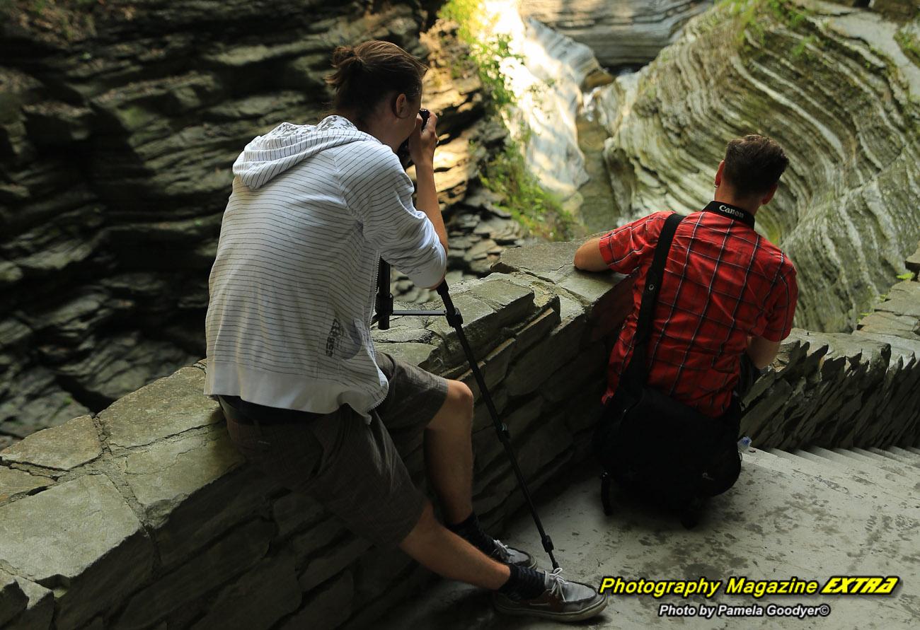 watkins glen state park photography magazine extra