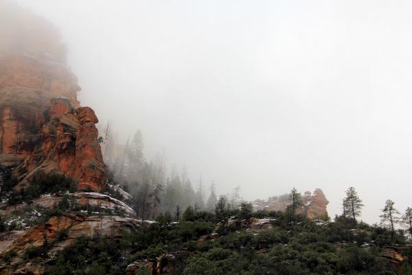 Oak Creek Canyon Az