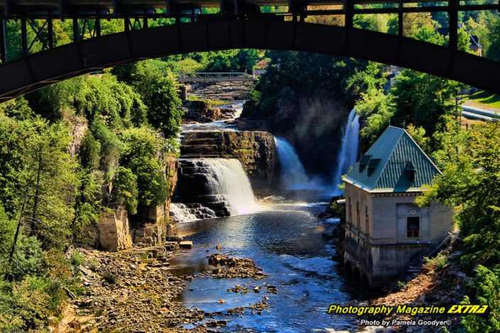 N.Y. Ausible Chasm Photography hot spot location