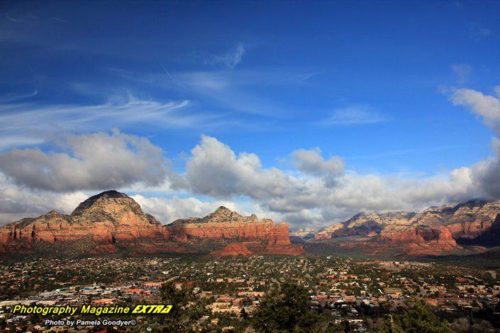 Sedona Arizona Photography Magazine Extra Pamela Goodyer