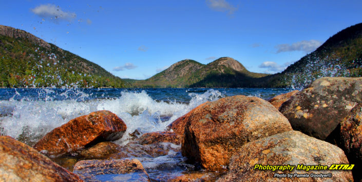 Acadia National Park, Jorond Pond Photography