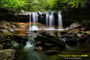 ricketts glenn state park