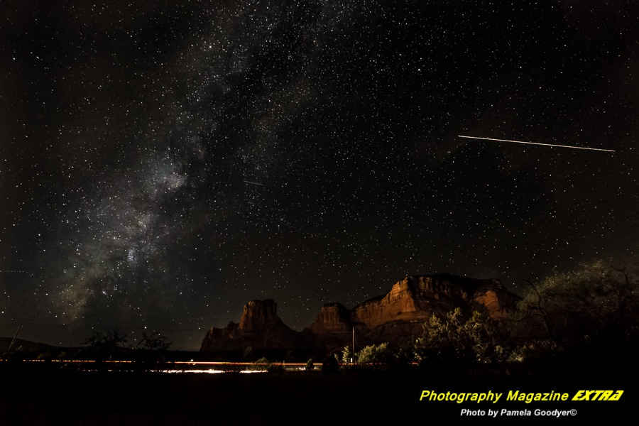 Sedona Arizona Milky Way Photography
