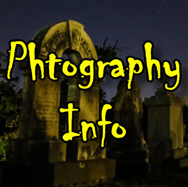 Pam Goodyer ghost hunting photography magazine extra