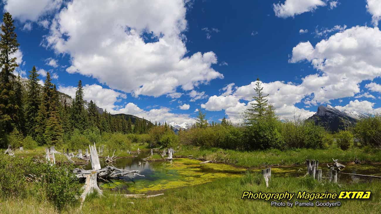 Vermillion Lakes, Canadian Rockies