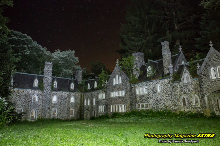 Ghost Hunting Photography