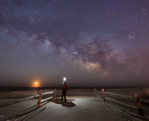 Night Photography, Milkyway Photography, dark skies, photography magazine extra