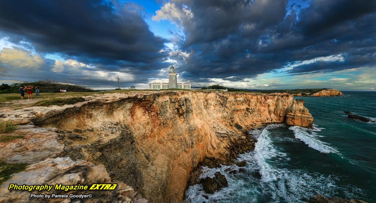 Cabo Rojo Los Morillos Lighthouse - El Faro   Puerto Rico