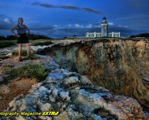 Faro De Los Morrillos lighthouse, El Faro, Cabo Rojo, Puerto Rico Cabo Rojo Puerto Rico Photography Hot Spots. Locations, areas to do photography. HDR photography, landscape, travel, photography