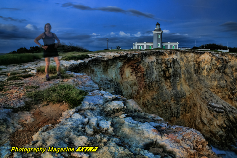 Faro De Los Morrillos lighthouse, El Faro, Cabo Rojo, Puerto Rico Cabo Rojo Puerto Rico Photography Hot Spots. Locations, areas to do photography. HDR photography, landscape, travel, photography