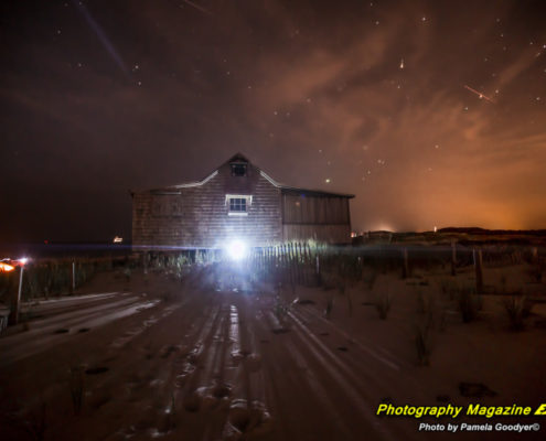 Island Beach State Park, N.J. Milky Way Photography