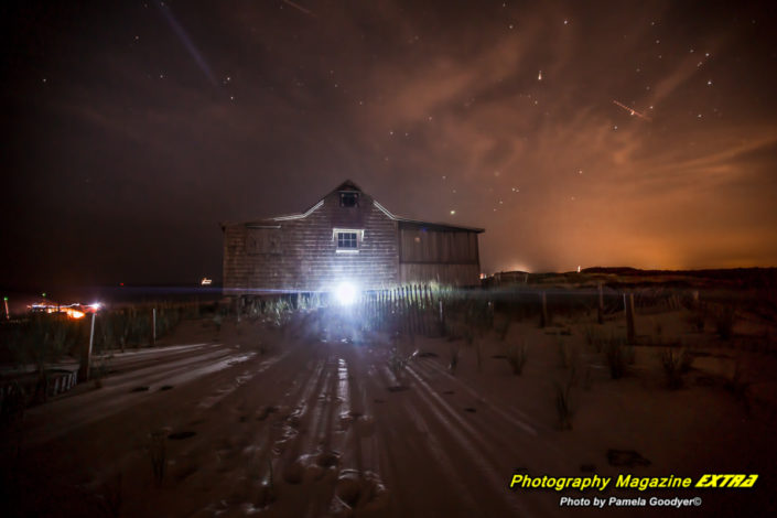 Island Beach State Park, N.J. Milky Way Photography