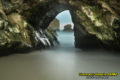 Shark Fin Cove and Shark Tooth Beach - Davenport California