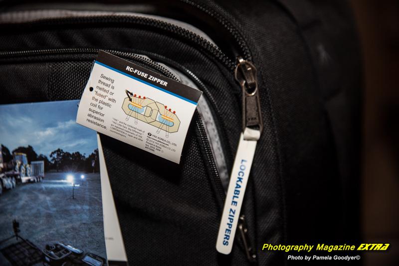 Think Tank Camera Bag High Quality Zippers