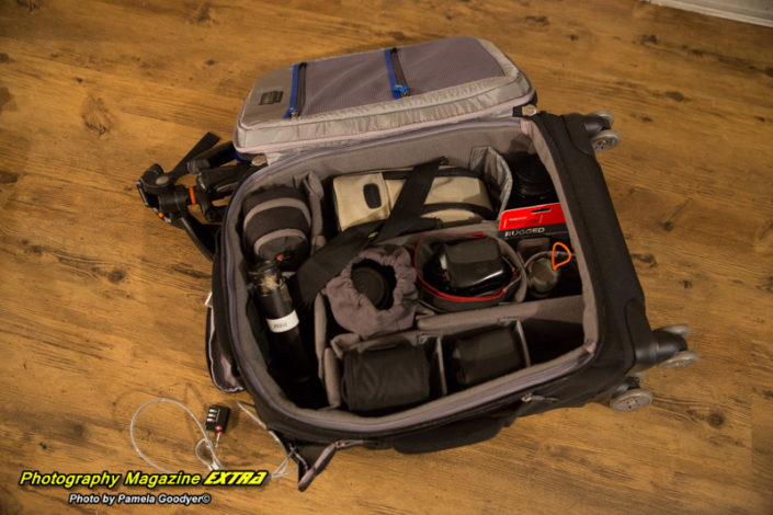 Think Tank Camera Bag Fits a Ton of Gear
