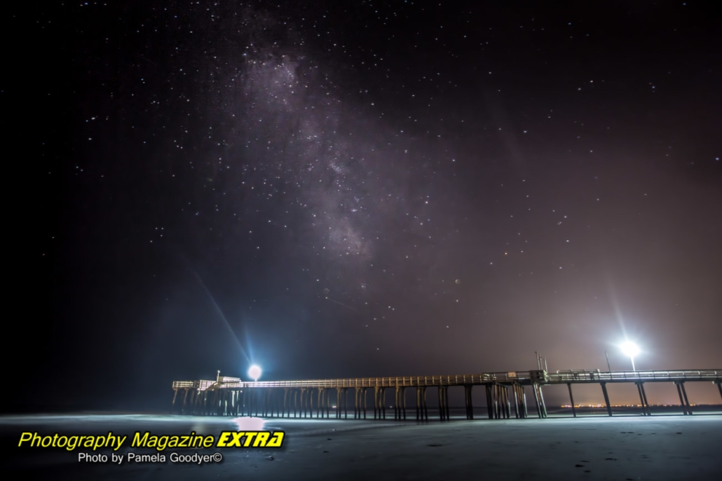 Sea Isle City Milky Way Photography