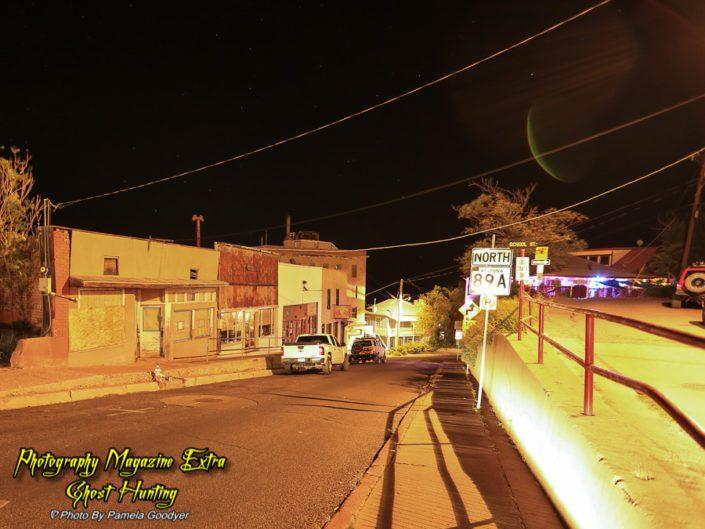 Jerome Arizona, Ghost Hunting Paranormal Activity
