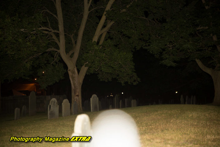 OLSalem Massachusetts ghost hunting burial ground
