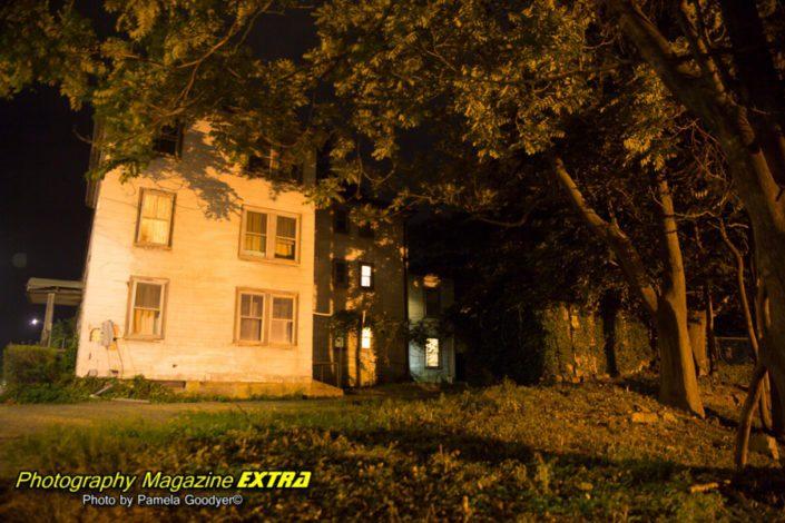 OLsalem massachusetts ghost hunting photogrpahy