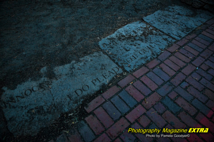 OLSalem Massachusetts ghost hunting burial ground