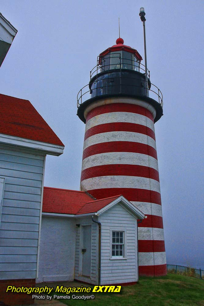 Campobello-Island-Canada Light House