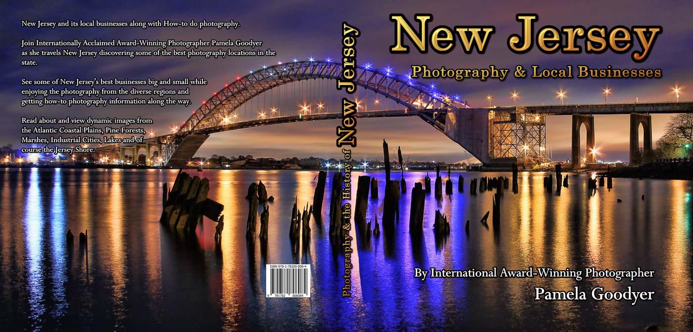 New Jersey Photography Book, Pamela Goodyer
