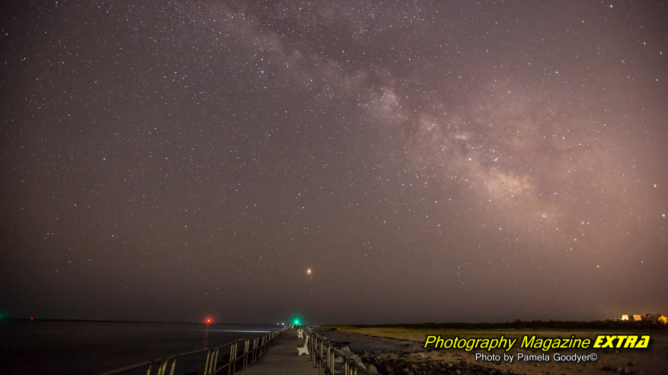 Island Beach State Park, Milky Way Photography, location, hot spot