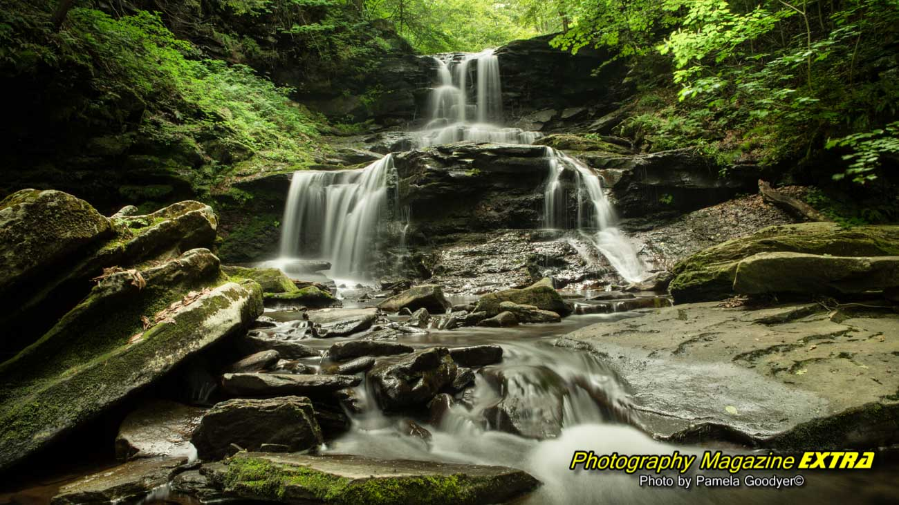 Ricketts Glen State Park Waterfalls