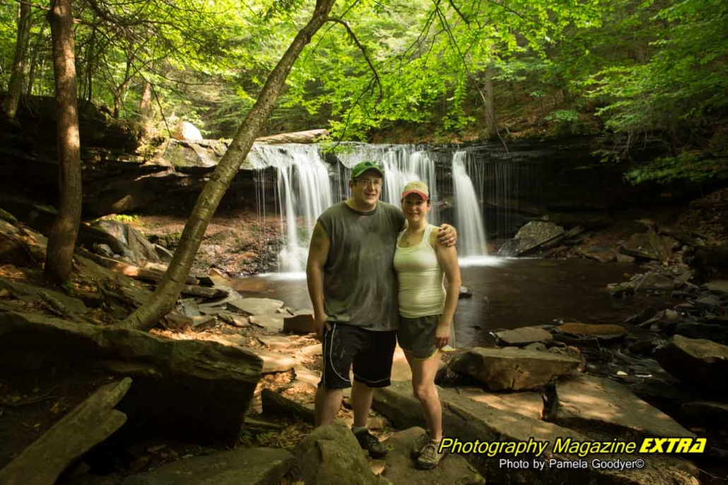 Ricketts Gleann State Park Pa.