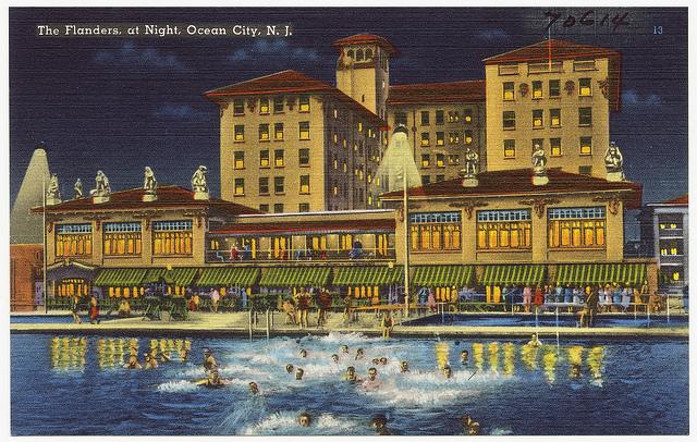 flanders ocean grove Flanders Hotel, Ocean City New Jersey