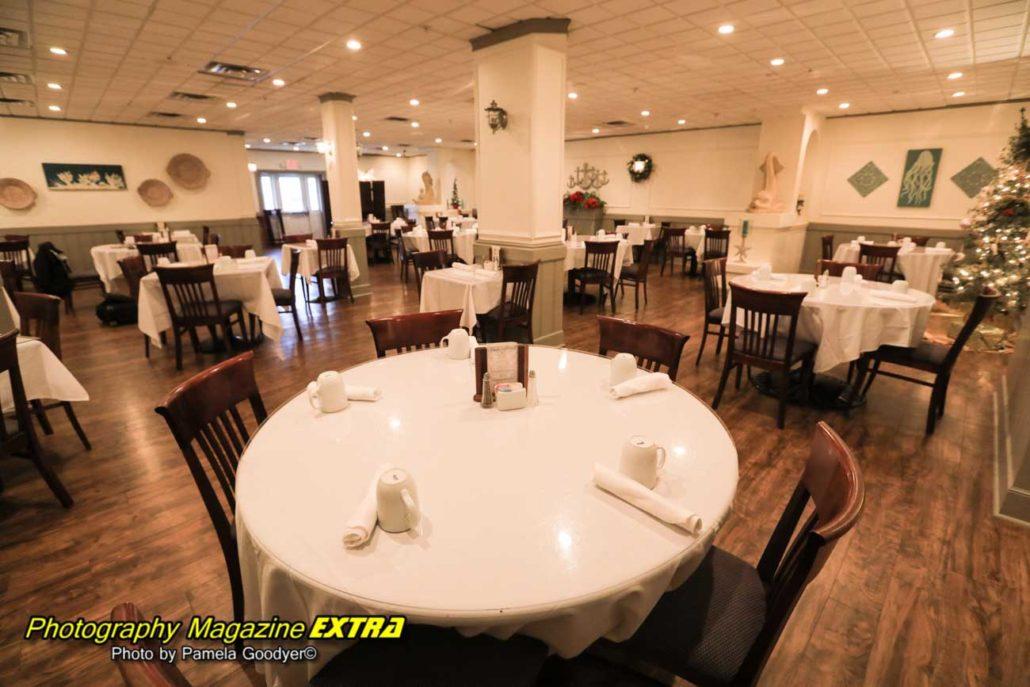 Flanders Hotel, Ocean City New Jersey - Emilys Restaurant