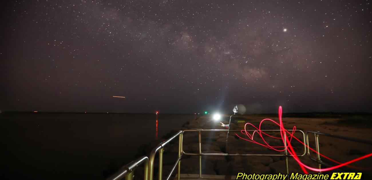 LBI Milky Way Aliens